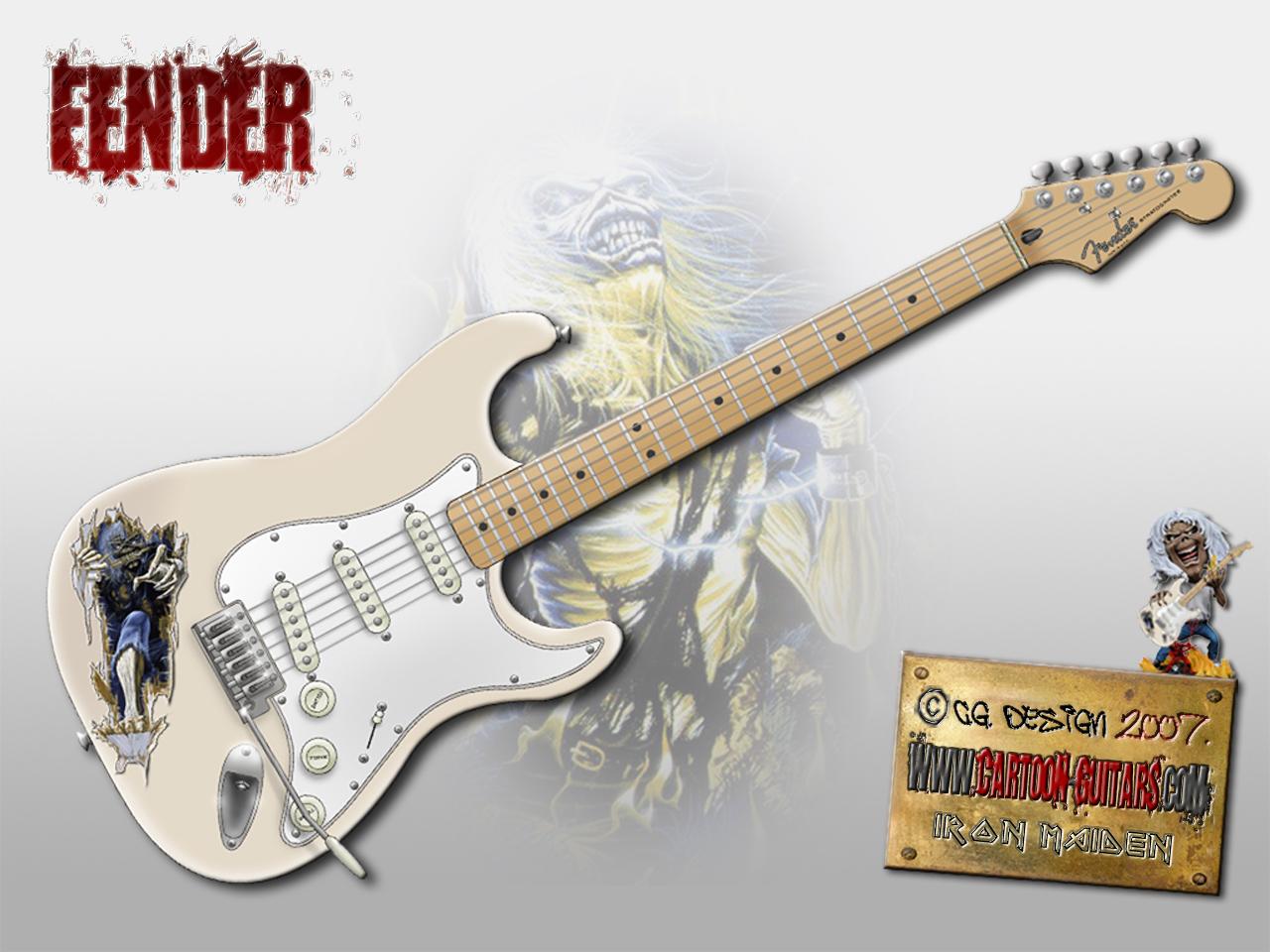 Fender Iron Maiden Tribute on Shovelhead Coil Wiring