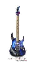 IBANEZ RG350 Special Stargate Edition