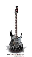 IBANEZ RG350DX Custom