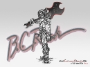 BC-RICH-Virgo-cartoon-guitar-wallpaper