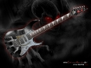 IBANEZ-RG350-cartoon-guitar-wallpaper