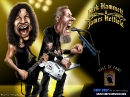 Metallica-caricature-free-wallpaper