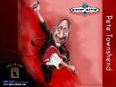 Pete-Townshend-caricature-free-wallpaper
