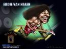 Eddie-Van-Halen-caricature-free-wallpaper